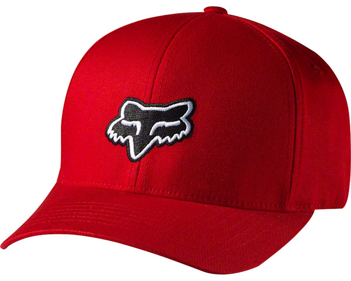 Fox Racing Legacy Flexfit Hat (Red)