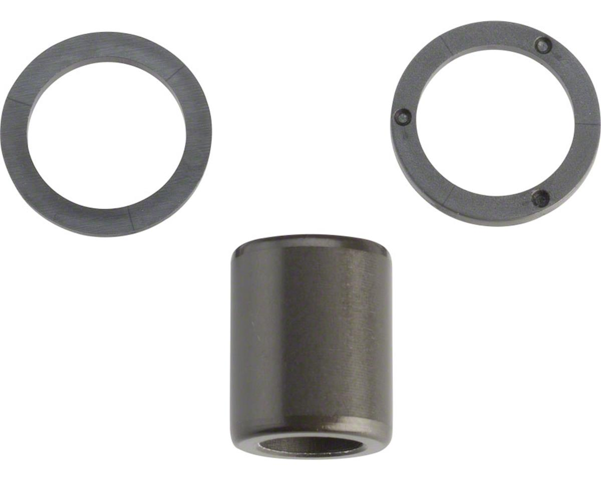 "Fox Racing 3-Piece Aluminum Hardware Kit (8mm x 0.620""/ 15.75mm)"