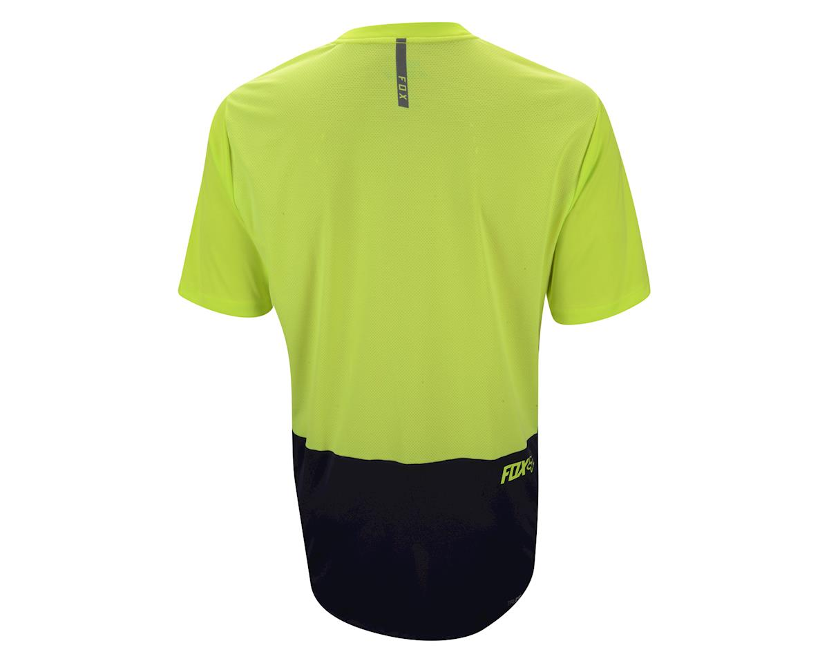 Image 3 for Fox Racing Altitude Short Sleeve Jersey (Red/Black) (Xlarge)