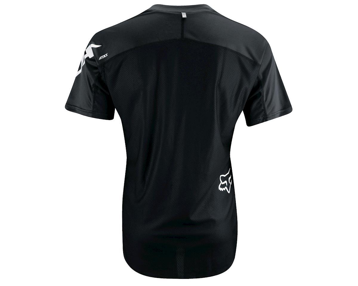 Fox Racing Attack Short Sleeve Jersey (Black)