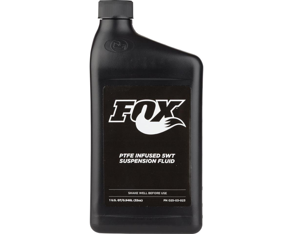 Fox Suspension R2 Damper Fluid (5 Weight) (1 Quart)