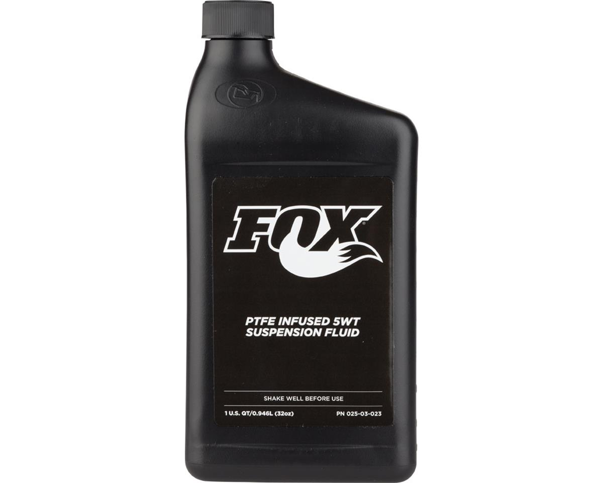 Fox Suspension Bath Oil, 20wt - Gold (32oz) (32oz)
