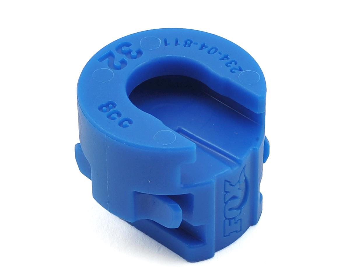 Fox Suspension Float NA 2 Air Volume Spacer for 32 Fork (8 cc) (Blue)