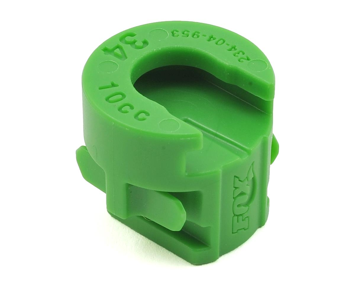 Float NA 2 Air Volume Spacer for 34 Fork (10 cc) (Green)