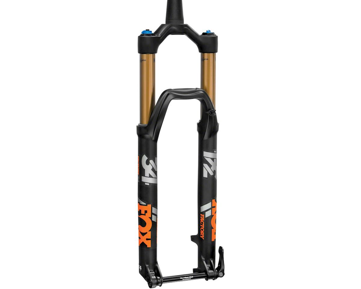"Fox Suspension Fox 34 Factory Fork (Black) (29"") (15 x 110mm)"