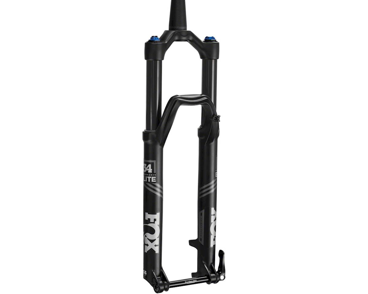 "Fox Suspension Fox 34 Performance Elite Fork (Black) (29"") (15 x 110mm)"