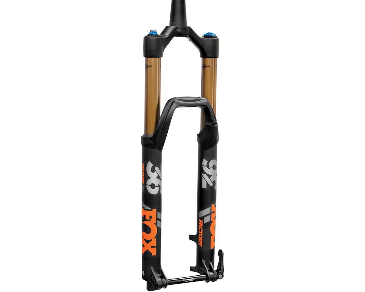 """Fox Suspension Fox 36 Factory Fork (Black) (27.5"""") (15 x 110mm) (150mm)"""