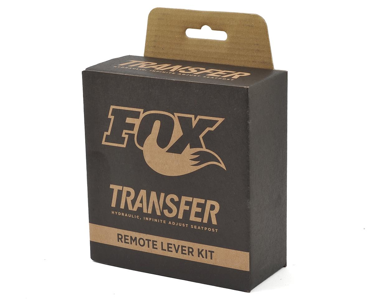 Fox Suspension 2018 Transfer Post Lever Assembly 1x Remote (Under Bar Left)