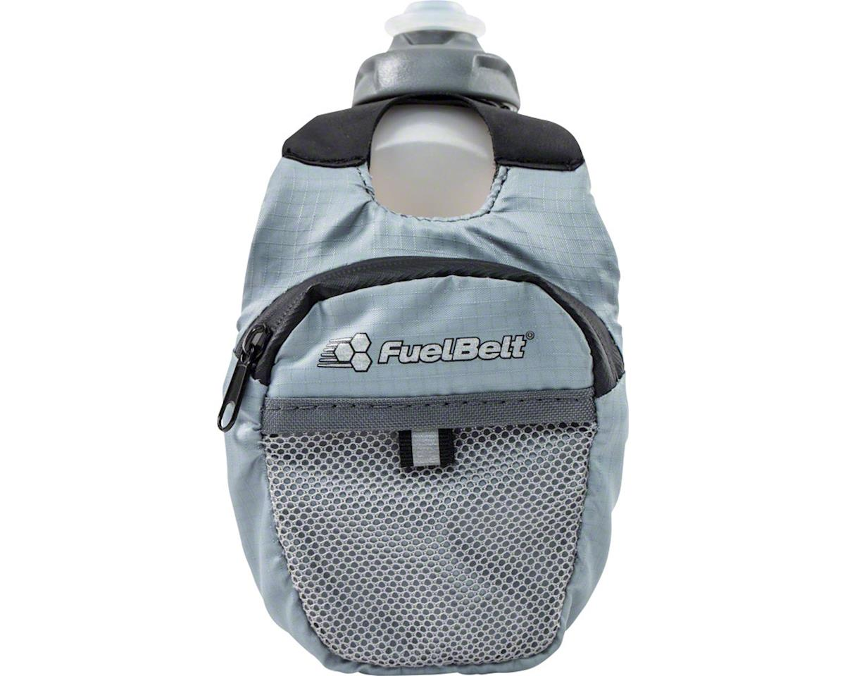 Fuelbelt Helium Fuel Pack Hand-held Hydration (10oz) (Black/Gray)