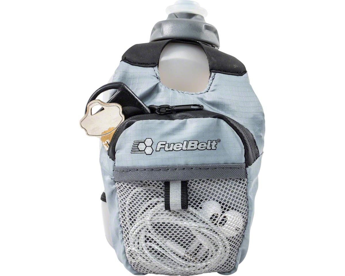 Fuelbelt Helium Fuel Pack Hand-held Hydration (10oz) (Black/Gray)