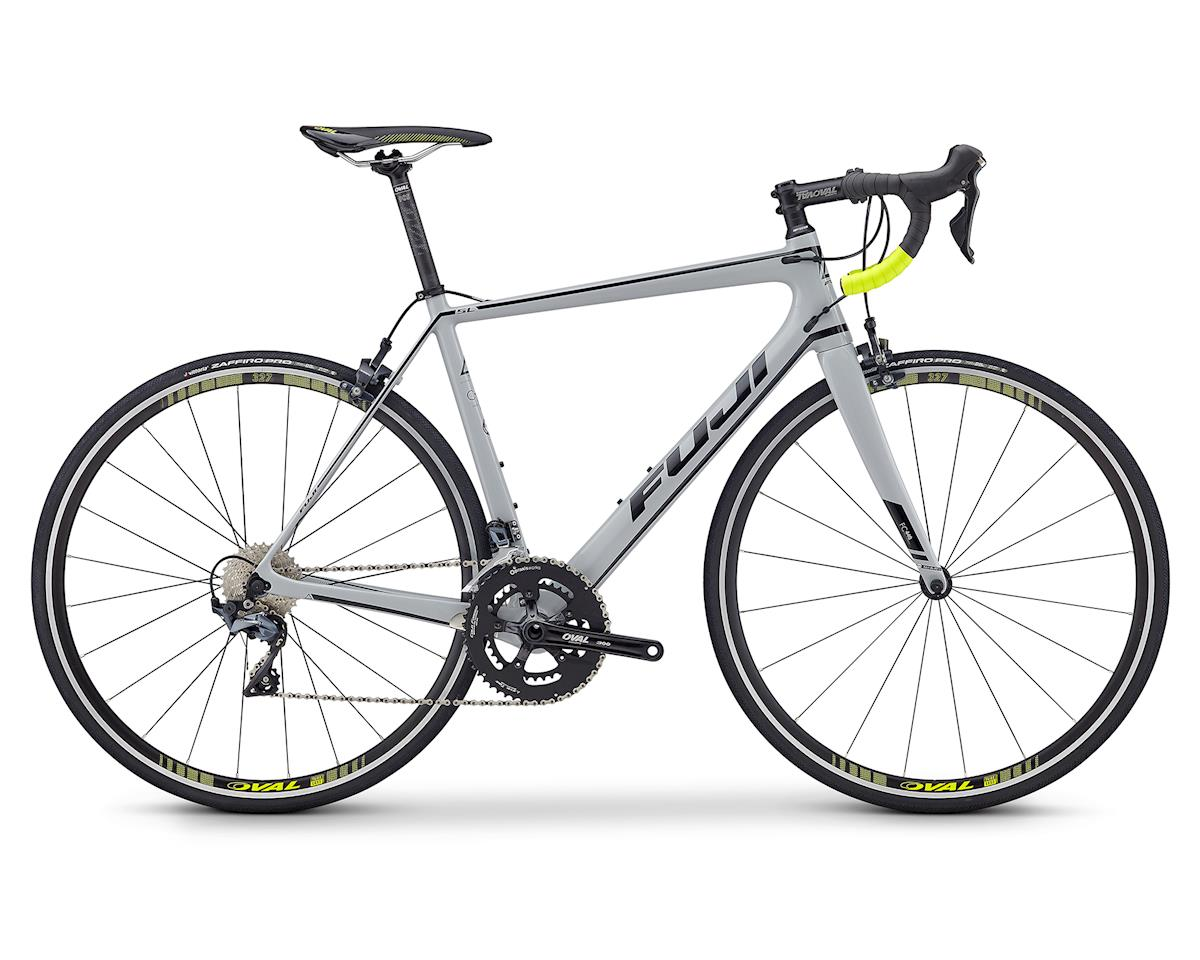 Fuji Bikes 2019 SL 2.5 Competition Road Bike (Grey) (XS)