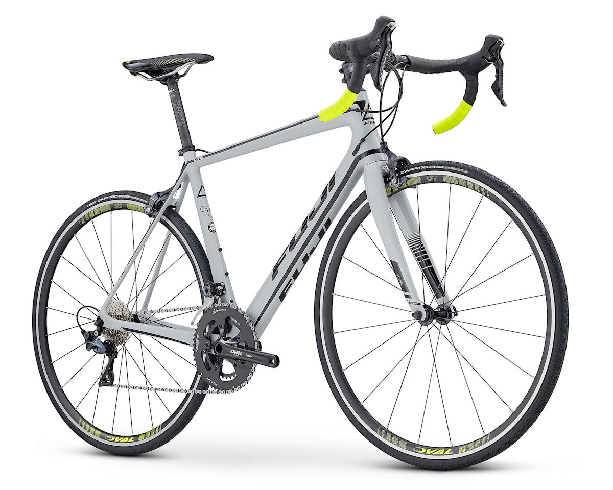 Image 2 for Fuji Bikes 2019 SL 2.5 Competition Road Bike (Grey) (XS)