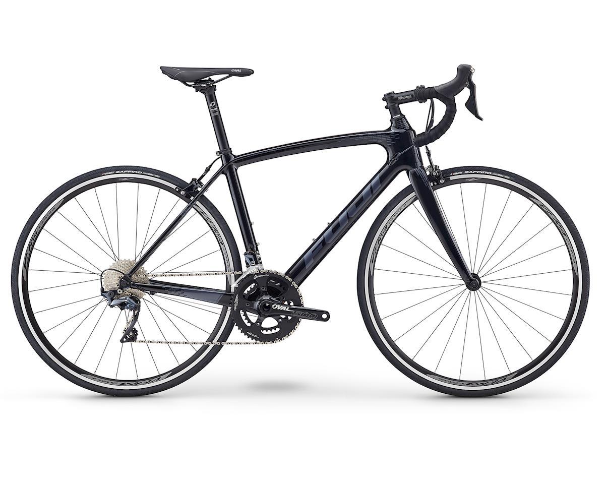 Fuji Bikes 2020 Gran Fondo Classico 1.1 Endurance Road Bike (Black) (S)