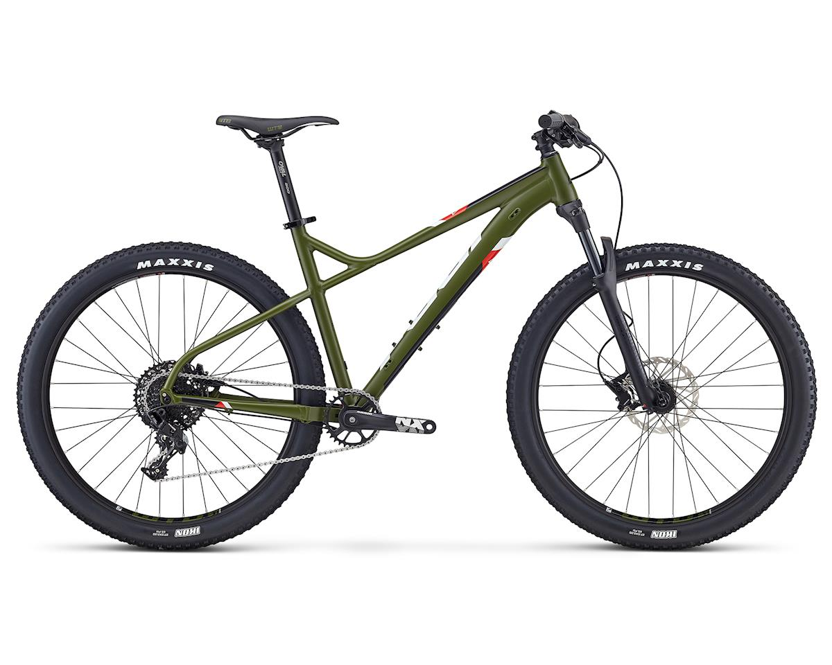 Fuji Bikes Tahoe 27.5 1.5 Hartail Moutain Bike (Satin Forest Green) (M)