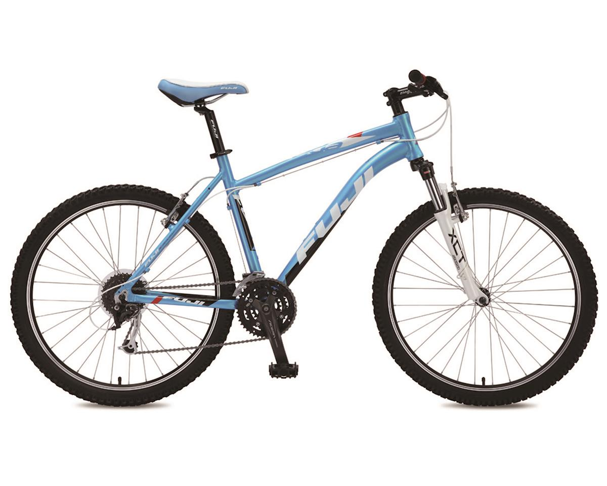 "Fuji Bikes Nevada 3.0 ST Hardtail Mountain Bike (2012) (Blue/Red) (19"")"