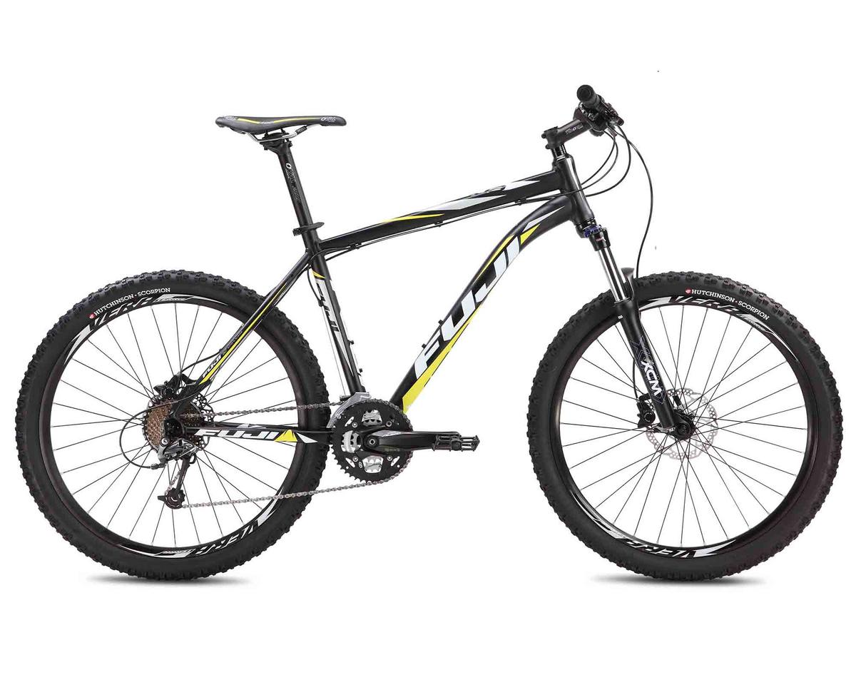Fuji Bikes Nevada 1.3 D Hardtail Mountain Bike (2013) (Black)