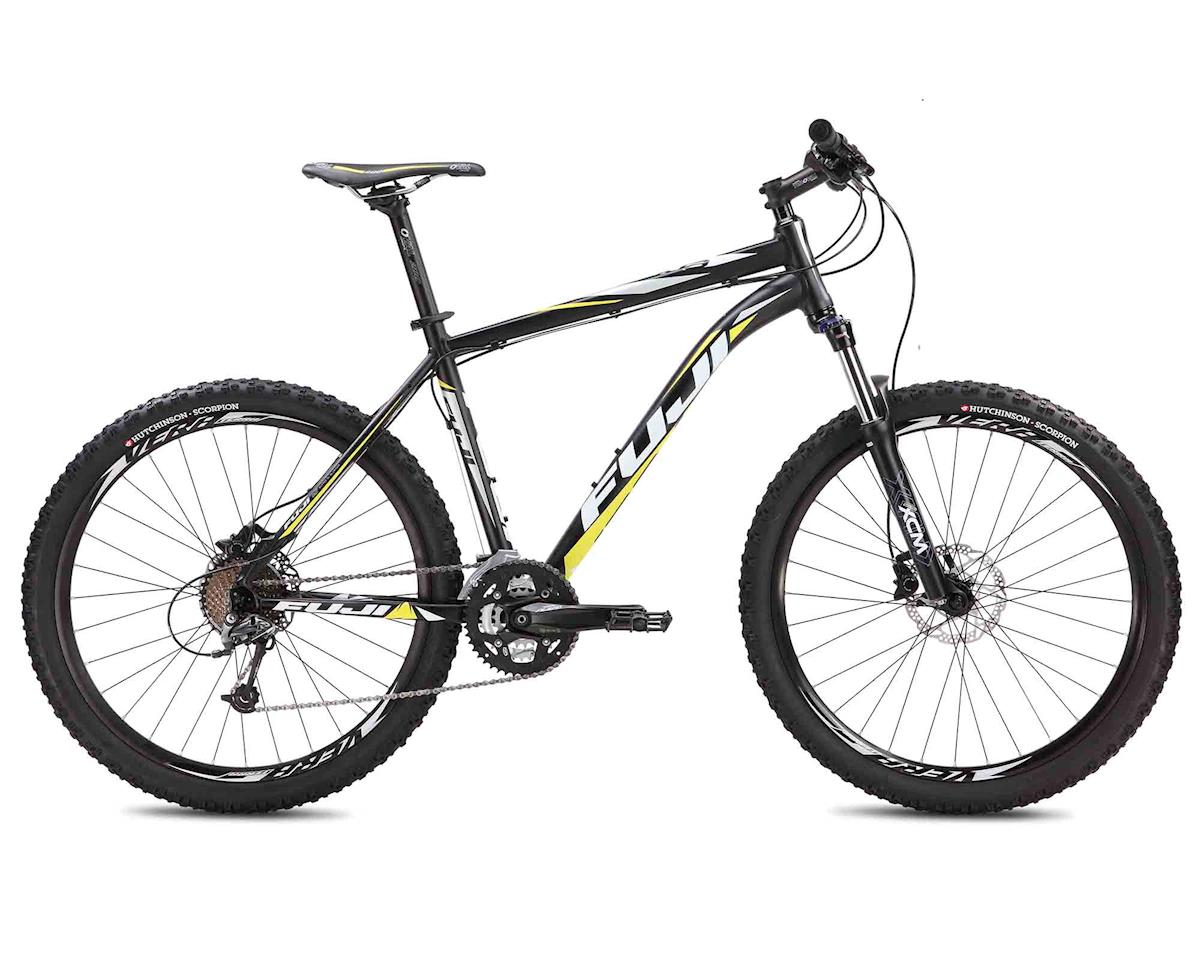 "Fuji Bikes Nevada 1.3 D Hardtail Mountain Bike (2013) (Black) (19"")"
