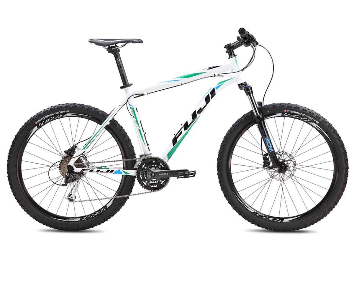 Nevada 1.5 D Hardtail Mountain Bike (2013) (White)