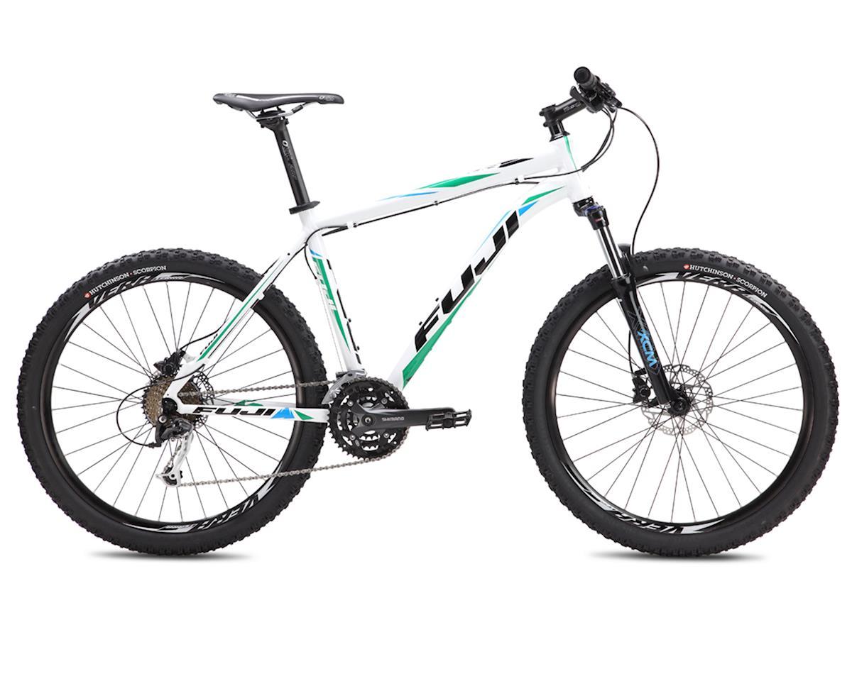 "Fuji Bikes Nevada 1.5 D Hardtail Mountain Bike (2013) (White) (19"")"