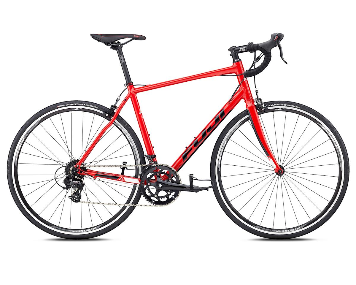 Fuji Bikes 2018 Sportif 2.5 Road Bike (Red/Black) (52cm)