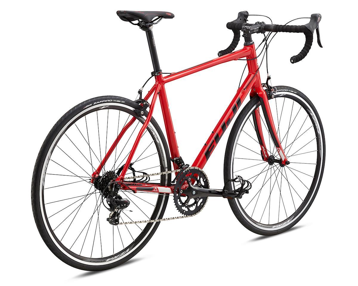 Fuji Bikes 2018 Sportif 2.5 Road Bike (Red/Black) (54cm)