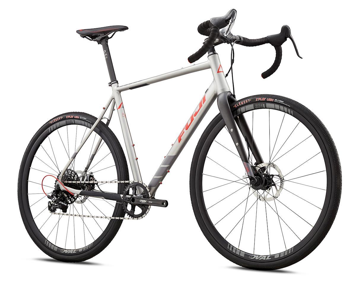 Fuji Bikes 2018 Jari 1.5 Gravel Bike (Satin Silver) (54cm)