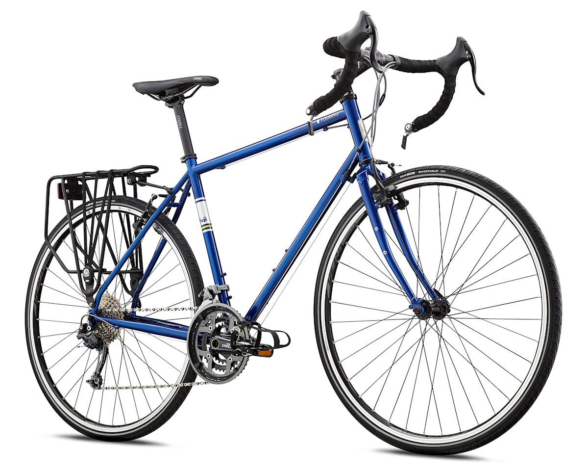 Image 2 for Fuji Bikes 2020 Touring Road Bike (Dark Blue) (L)