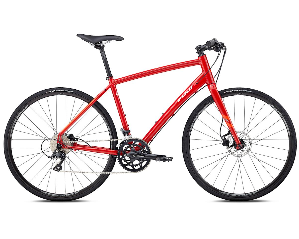 Fuji Bikes Absolute 1.3 Commuter Bike (Red)