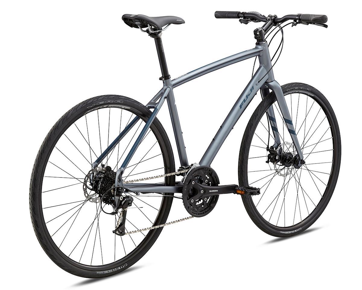 Fuji Bikes 2018 Absolute 1.7 Flat Bar Road Bike (M)