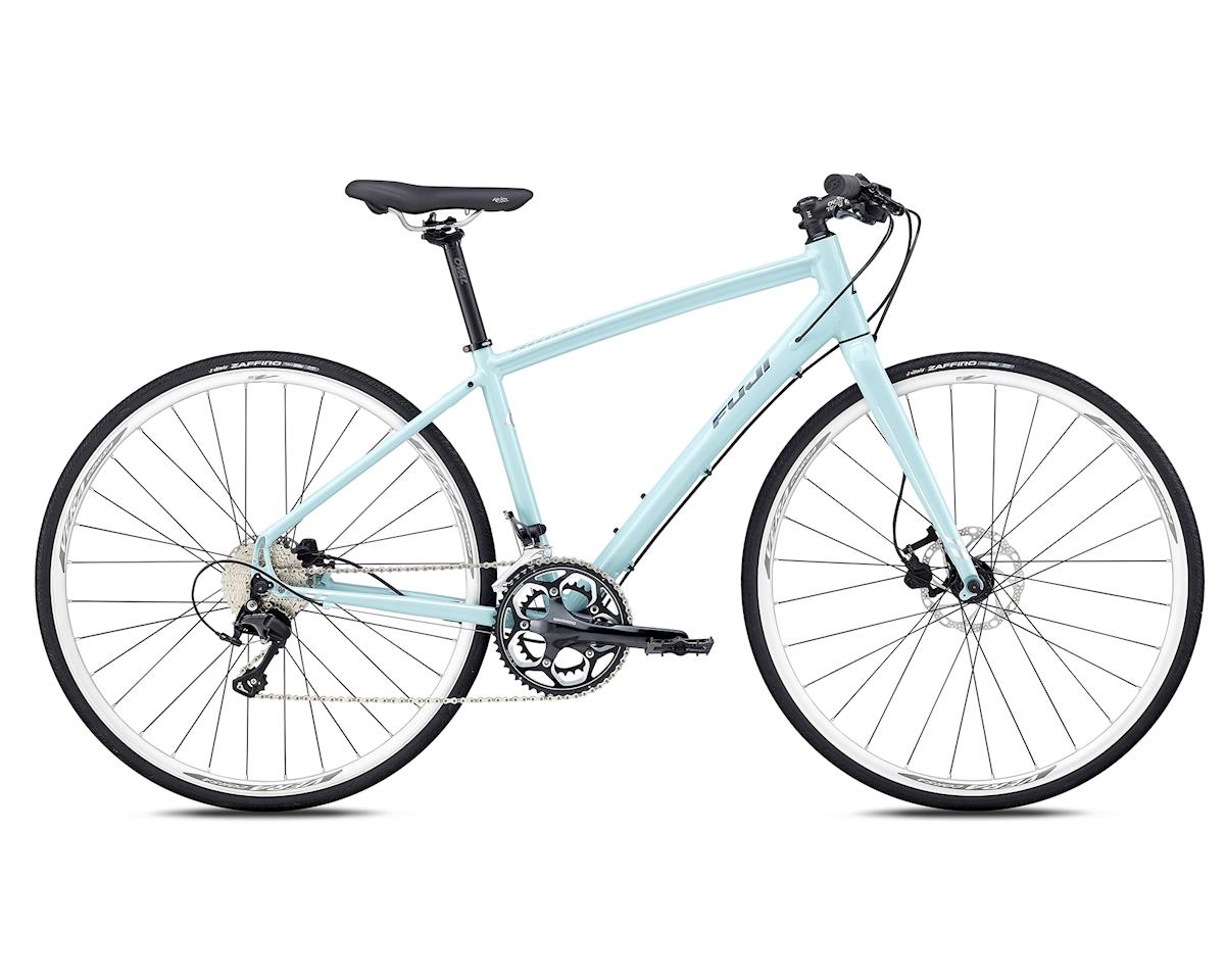 Fuji Bikes 2018 Silhouette 1.1 Flat Bar Women's Road Bike (L)