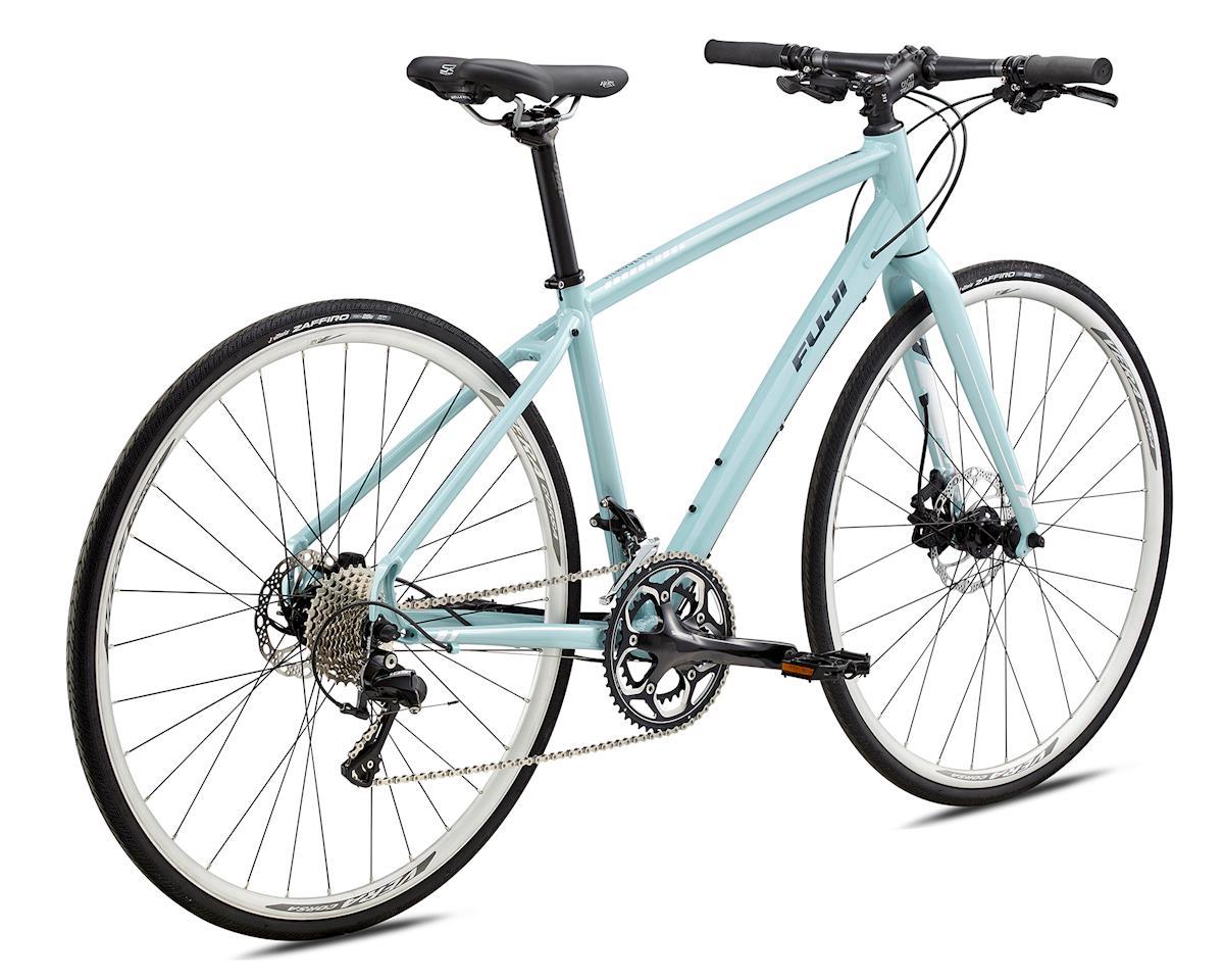 Fuji Bikes 2018 Silhouette 1.1 Flat Bar Women's Road Bike (L)