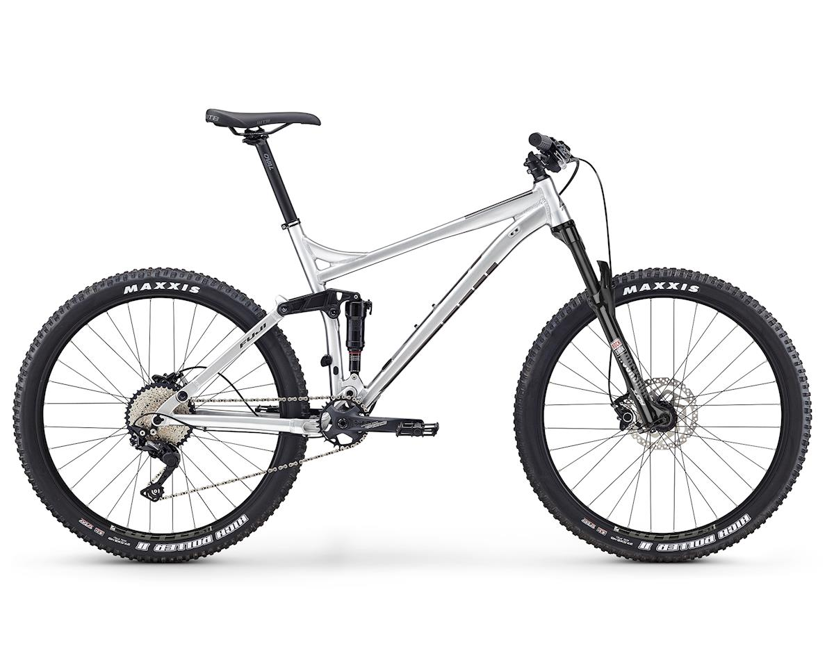 Fuji Bikes 2019 Reveal 1.1 27.5 Mountain Bike (Raw Aluminum)