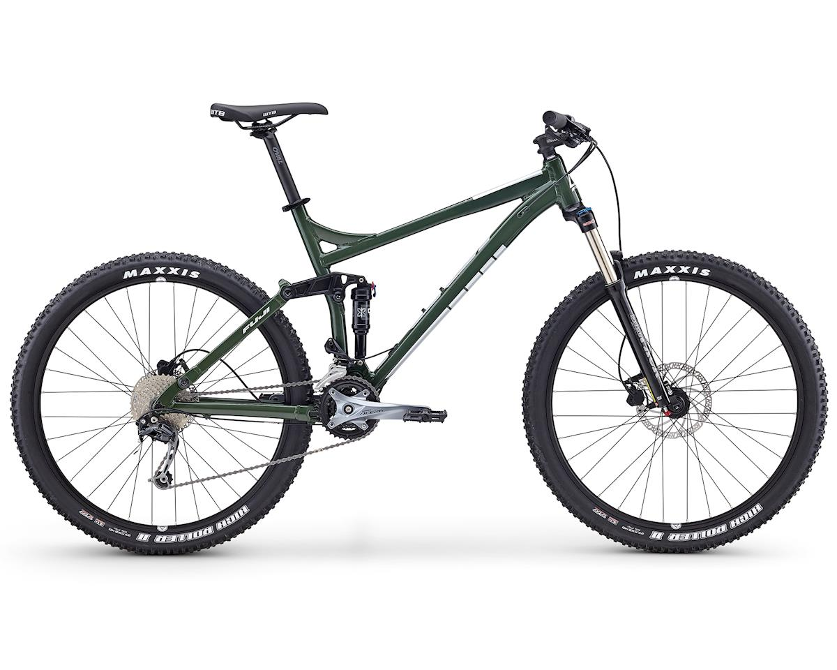 Image 1 for Fuji Bikes 2020 Reveal 1.3 27.5 Mountain Bike (Metallic Green) (S)