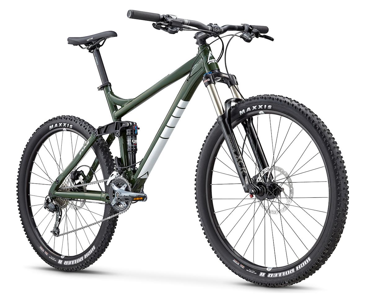 Image 2 for Fuji Bikes 2020 Reveal 1.3 27.5 Mountain Bike (Metallic Green) (S)