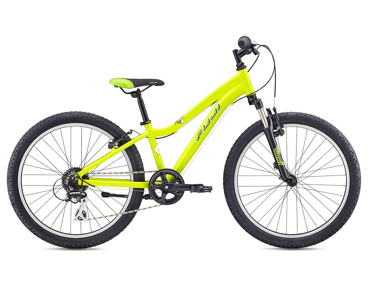 Fuji Bikes 2019 Dynamite 24 Comp Kids Mountain Bike (Citrus)