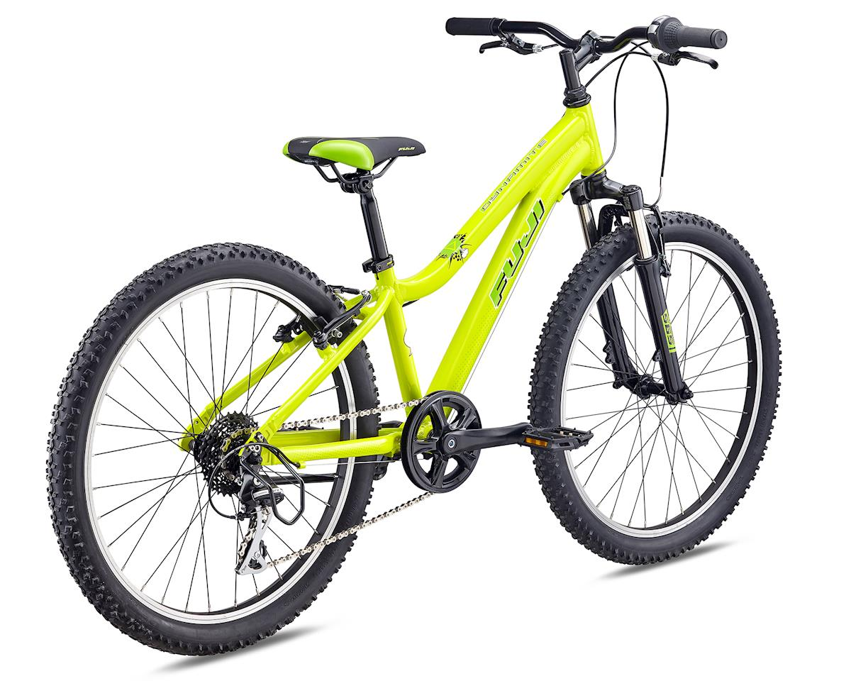 Fuji Bikes 2019 Dynamite 24 Comp Kids Mountain Bike (Citrus)