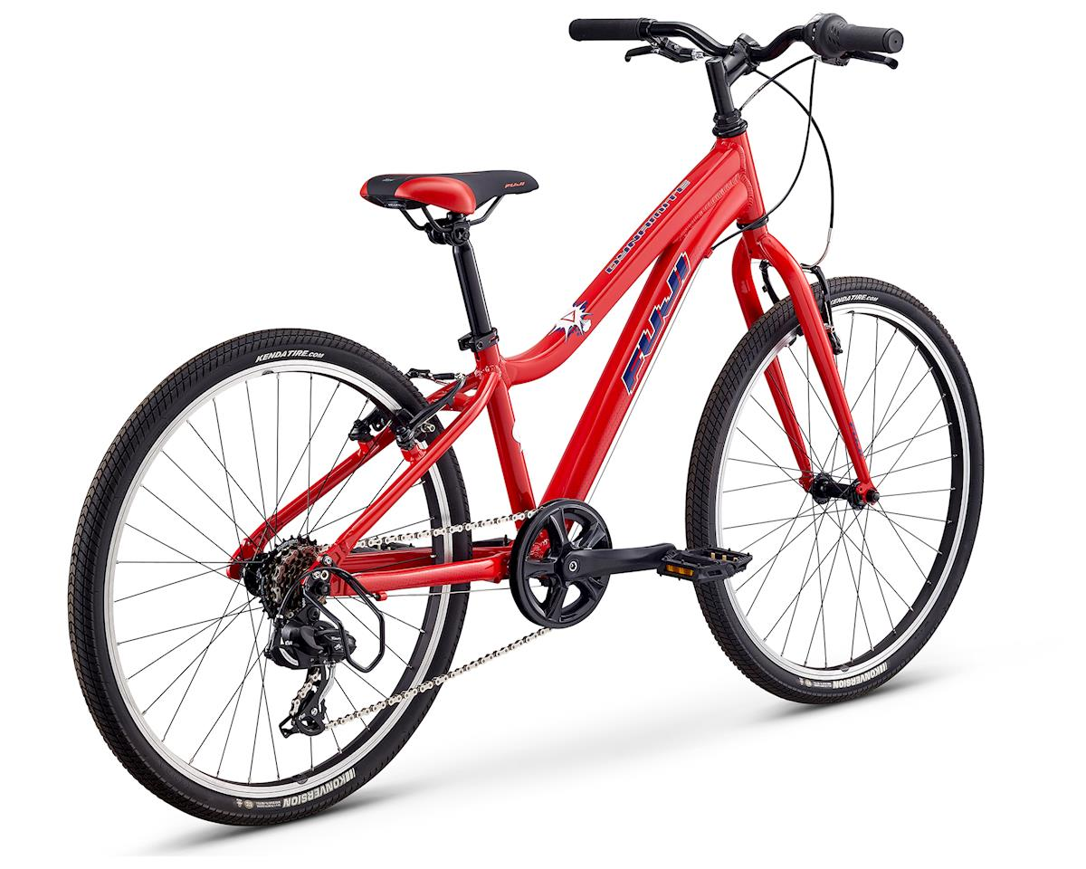 Fuji Bikes 2019 Dynamite 24 Street Kids Mountain Bike (Red)