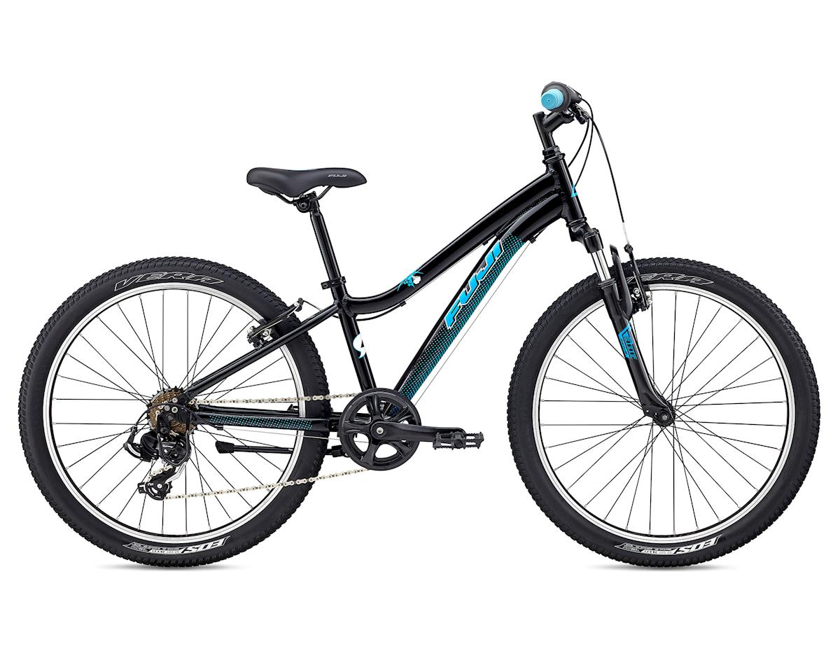 Fuji Bikes 2019 Dynamite 24 Sport Kids Mountain Bike (Black)