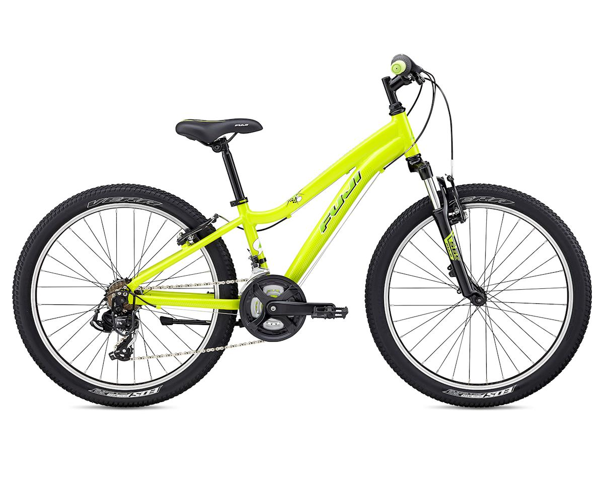 Fuji Bikes 2019 Dynamite 24 Sport Kids Mountain Bike (Emerald)