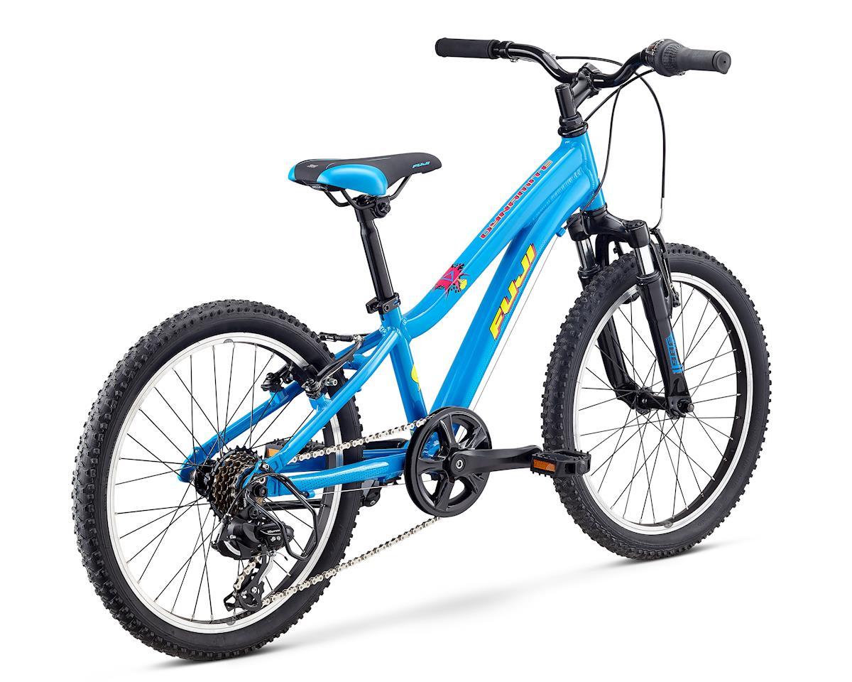 """Fuji Bikes Dynamite 20"""" Mountain Bike (Cyan)"""