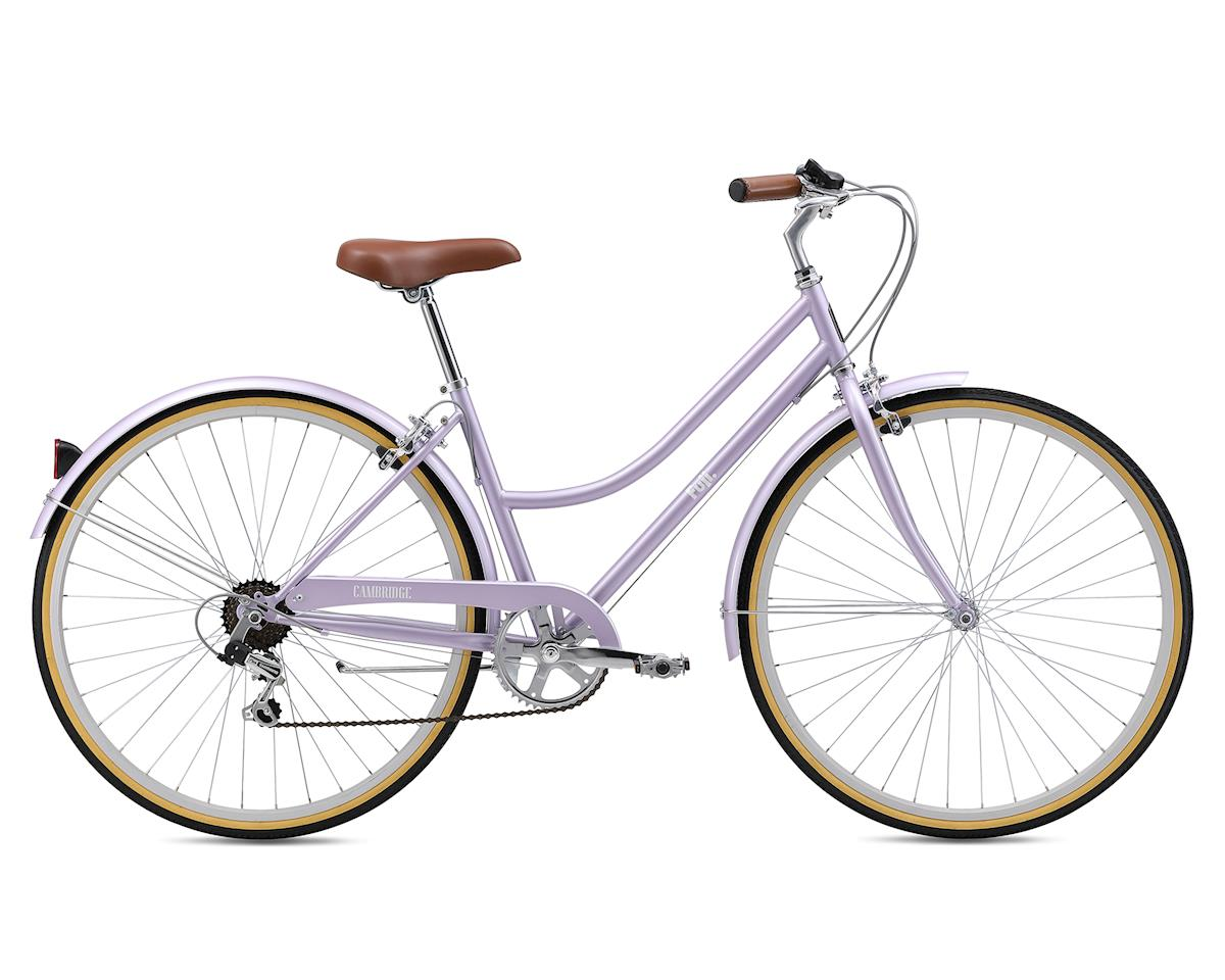 Fuji Bikes 2019 Cambridge Commuter Bike (Lavender)
