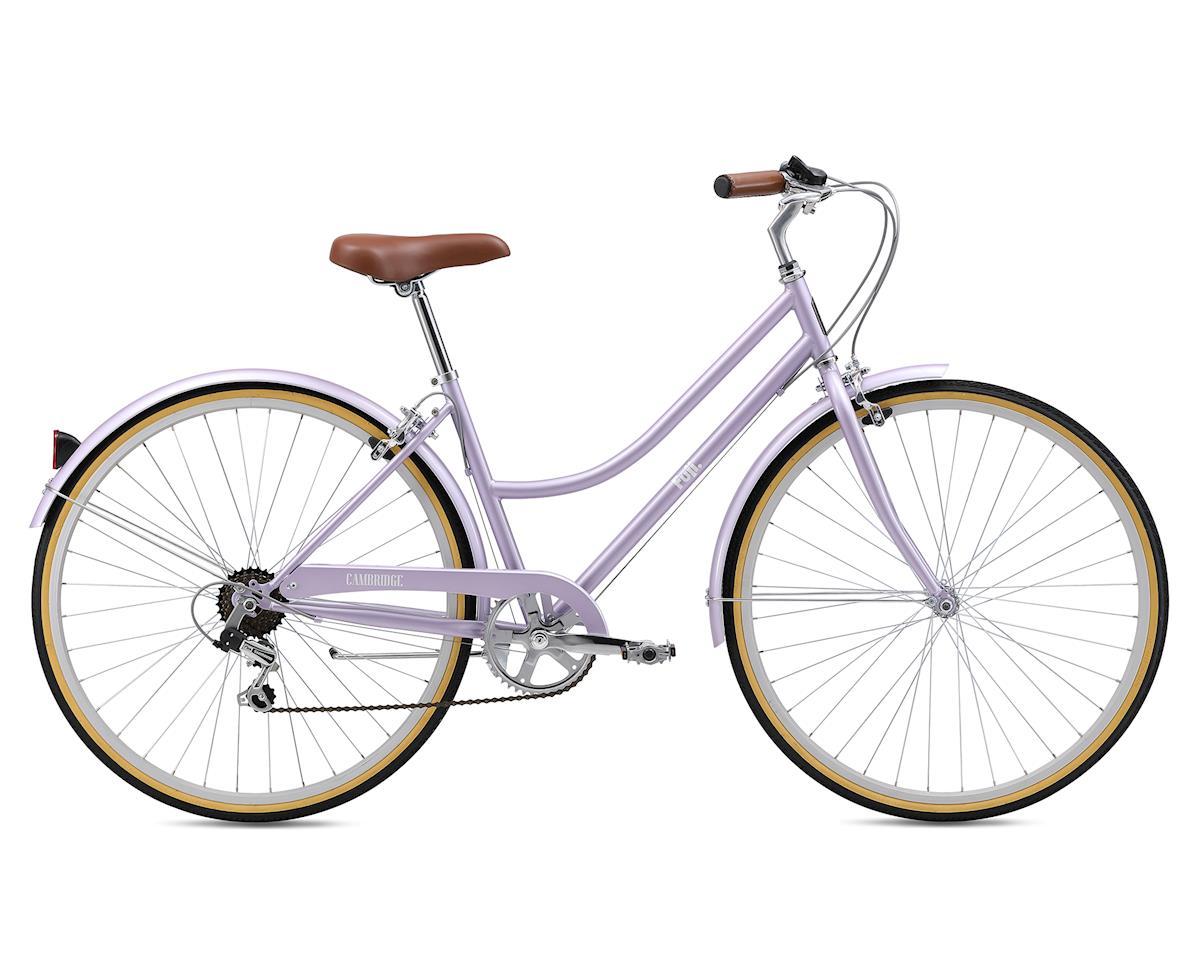 4f41e43c6f5 Fuji Bikes 2019 Cambridge Commuter Bike (Lavender) (43cm ...