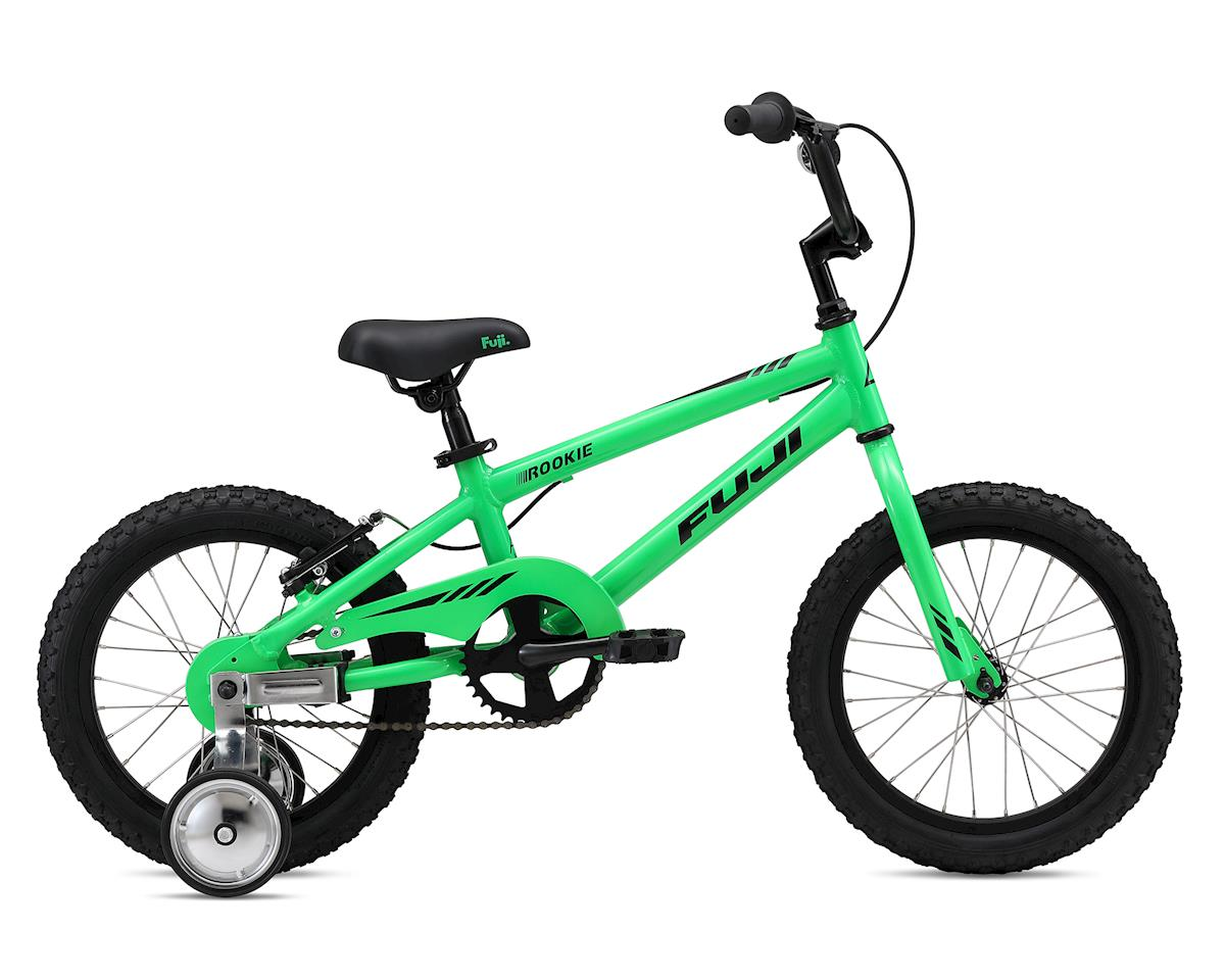 Fuji Bikes Rookie 16 Boy's Bike (Green)