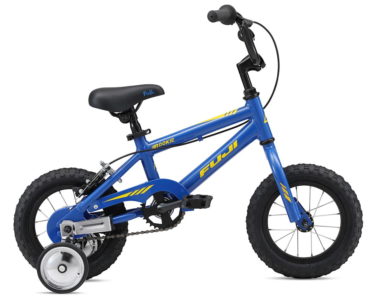 "Fuji Bikes Rookie 12"" Boy's Bike (Blue)"