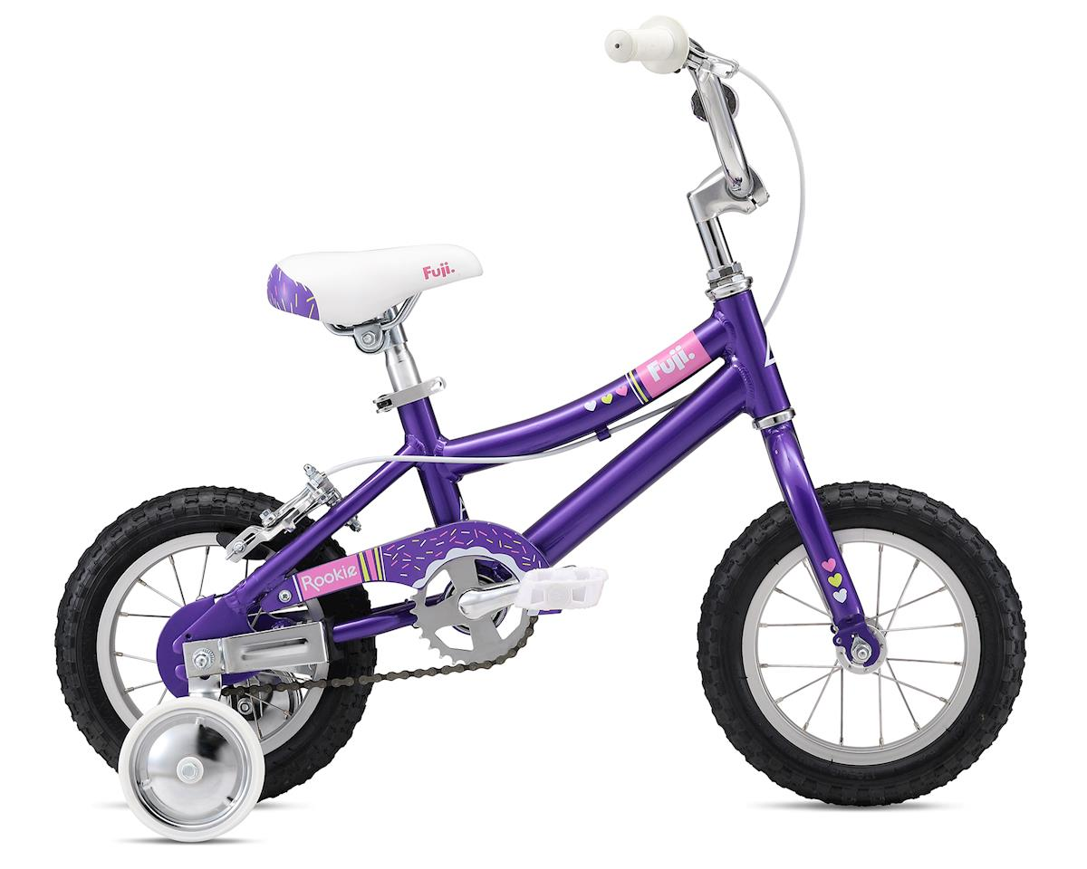 "Fuji Bikes Rookie 12"" Girl's Bike (Purple)"