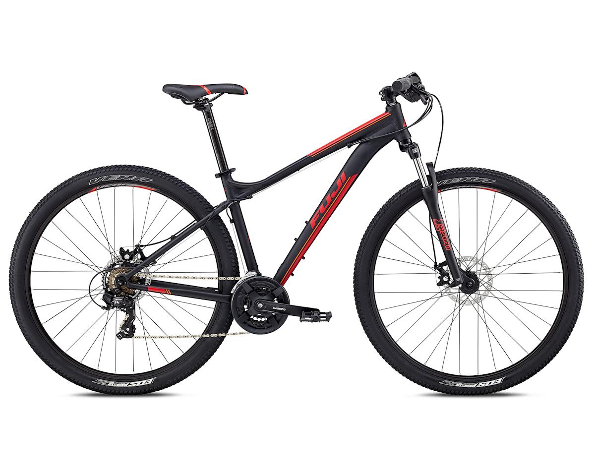 "Fuji Bikes 2018 Nevada 1.9 29"" Mountain Bike (Satin Black) (17"")"