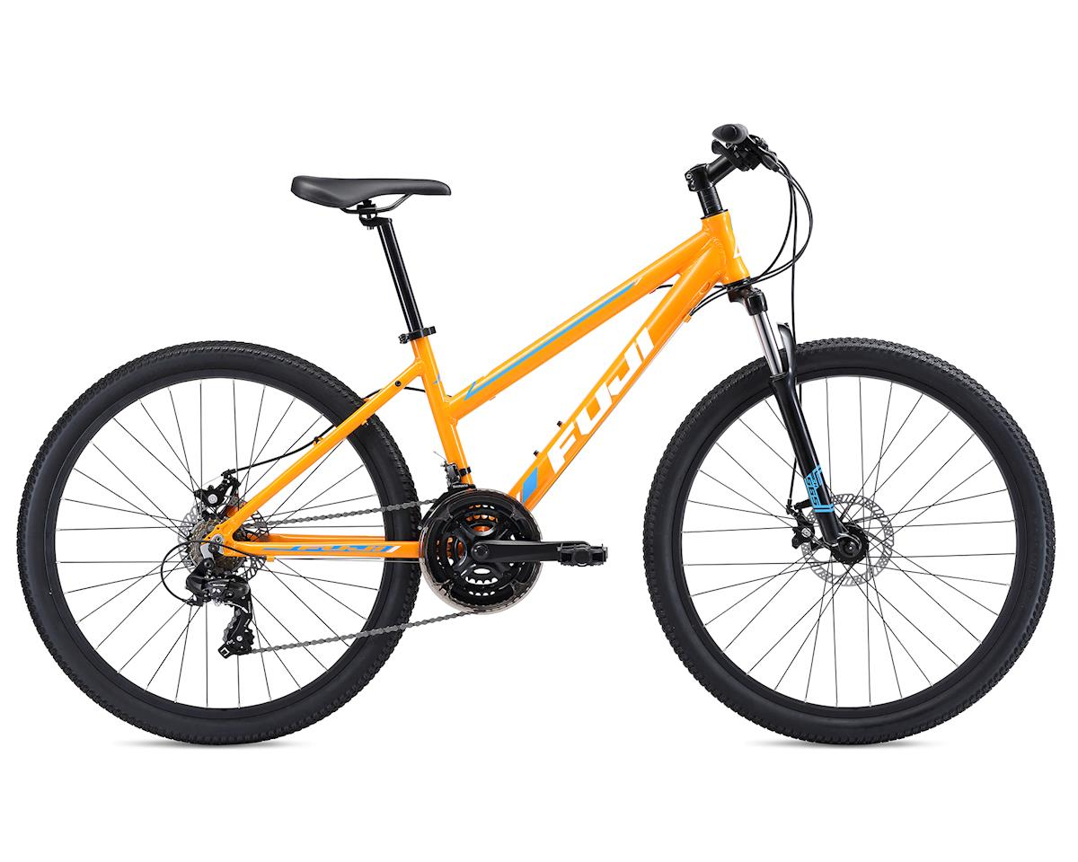 "Fuji Bikes 2018 Adventure 27.5"" ST Women's Mountain Bike (Light Orange) 