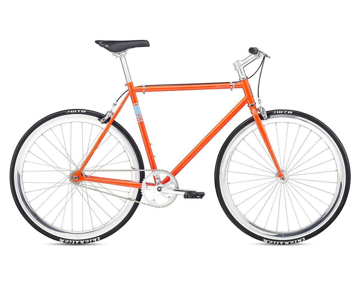 Fuji Bikes 2018 Declaration Single Speed Bike (Orange) (M)