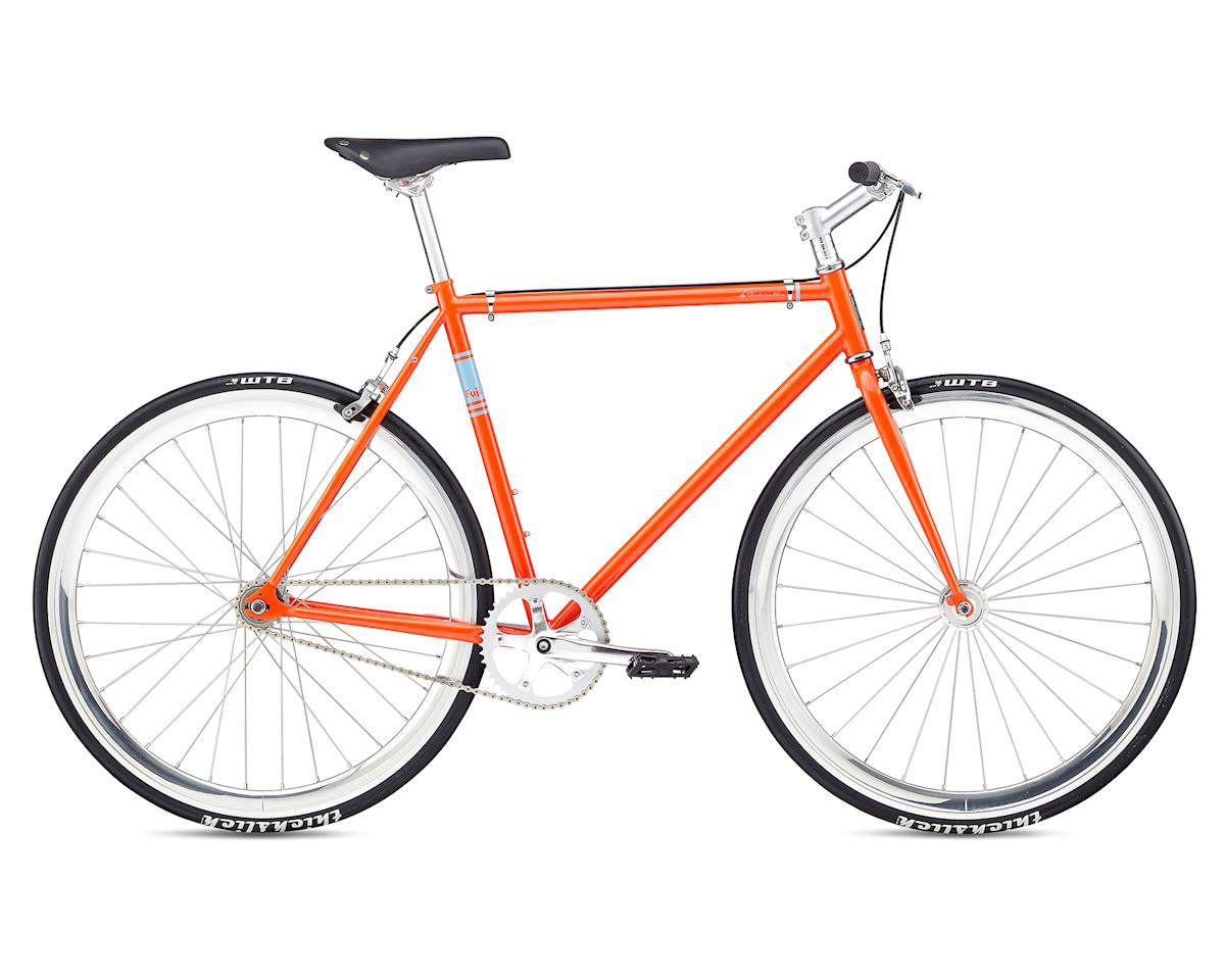 Fuji Bikes 2018 Declaration Single Speed Bike (Orange) (L)