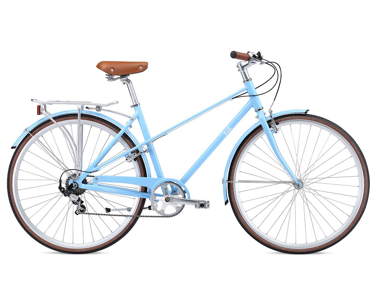 Fuji Bikes League Women's City Bike (Sky Blue) (S)